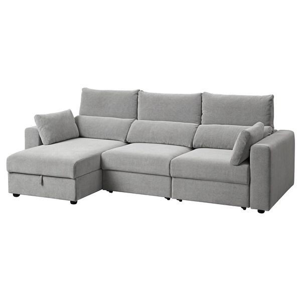 Eskilstuna 3 Seat Sofa With Chaise