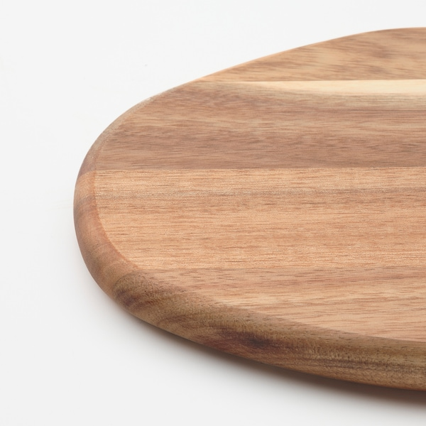FASCINERA Chopping board, acacia, 28x19 cm