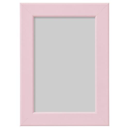 FISKBO frame pink 10 cm 15 cm 13 cm 18 cm