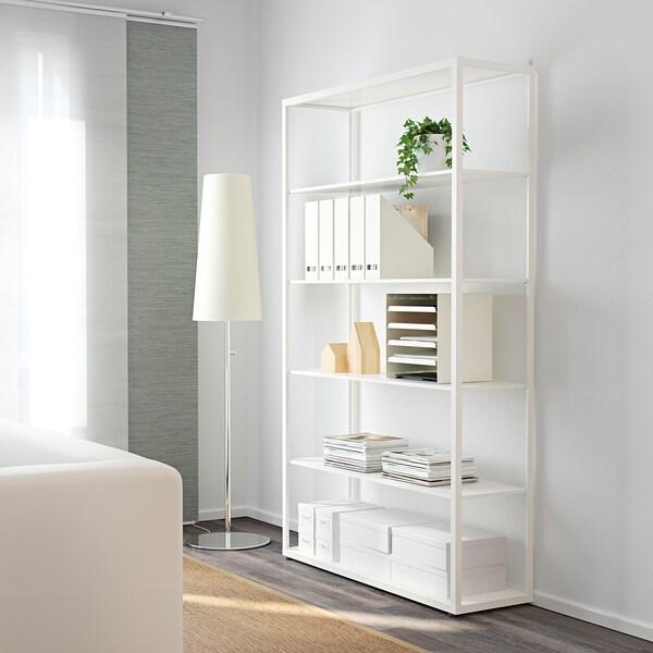 FJÄLKINGE Shelving unit white IKEA
