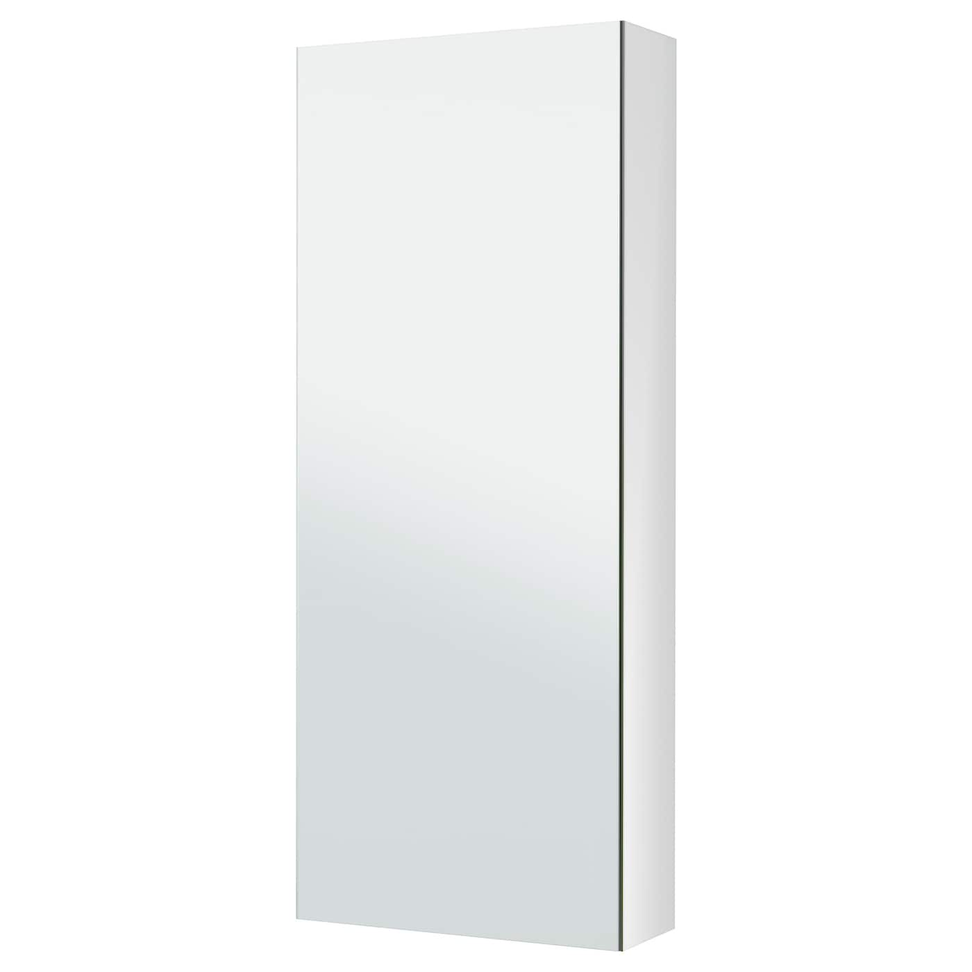 IKEA GODMORGON mirror cabinet with 1 door Mirror both on the outside and the inside.