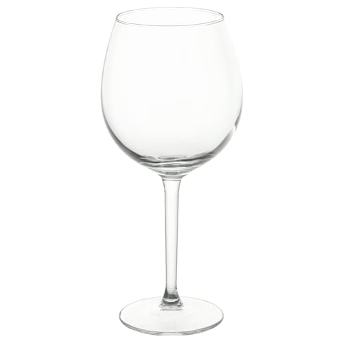 HEDERLIG red wine glass clear glass 22 cm 59 cl