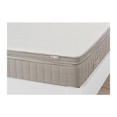 Her y sprung mattress 180x200 cm ikea for Colchones ikea 180x200