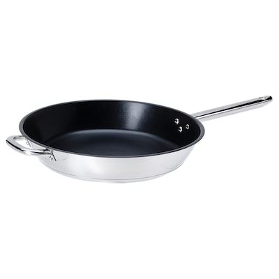 IKEA 365+ Frying pan, stainless steel/non-stick coating, 32 cm