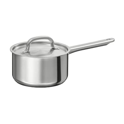 IKEA 365+ Saucepan with lid, stainless steel, 2.0 l