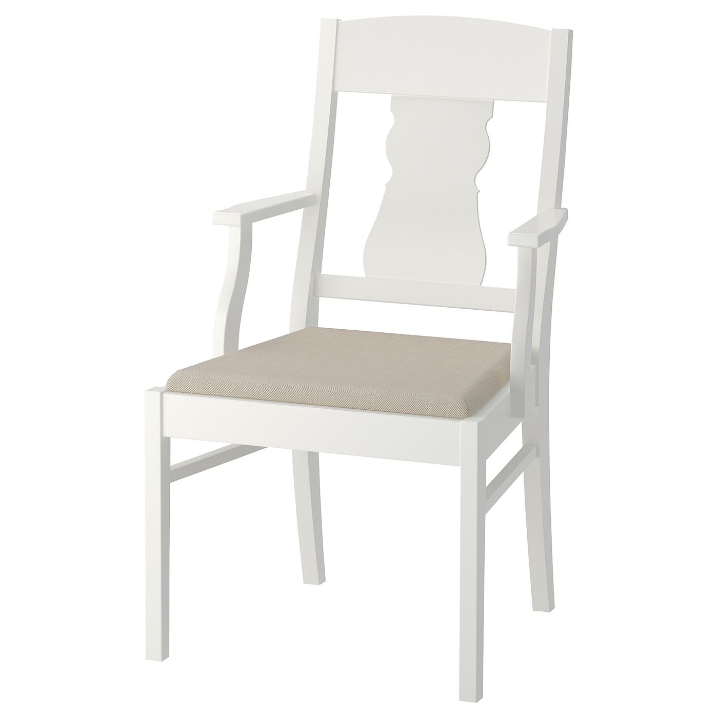 IKEA INGATORP chair with armrests