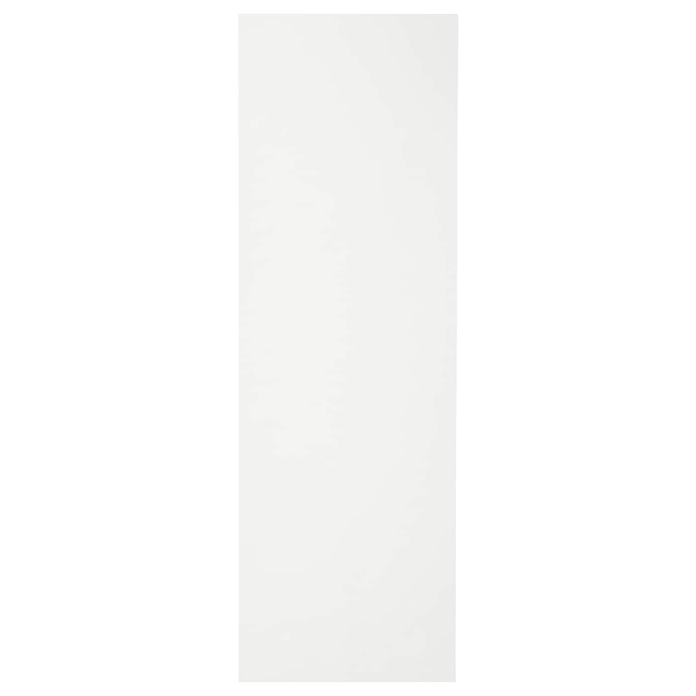 IKEA INGJERD panel curtain Can be easily cut to the desired length without hemming.
