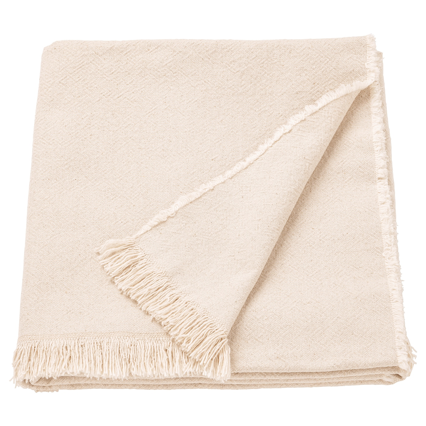 IKEA JOFRID throw Cotton is a soft and easy-care natural material that you can machine wash.