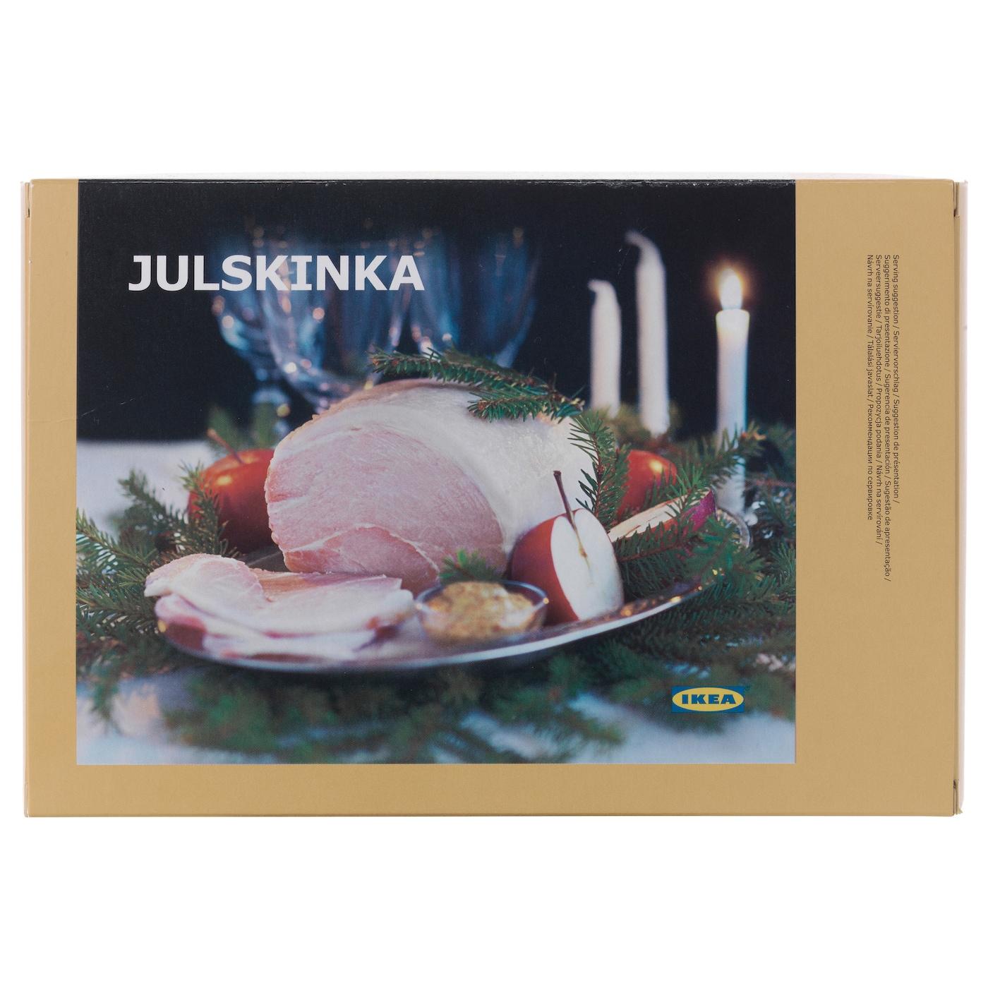 Julskinka Christmas Ham Frozen Ikea