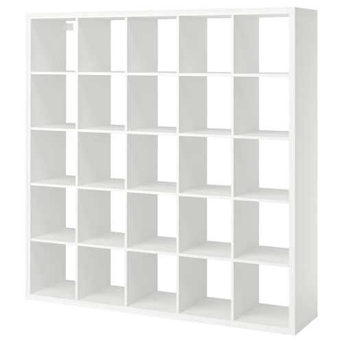 KALLAX shelving unit white 182 cm 39 cm 182 cm 13 kg