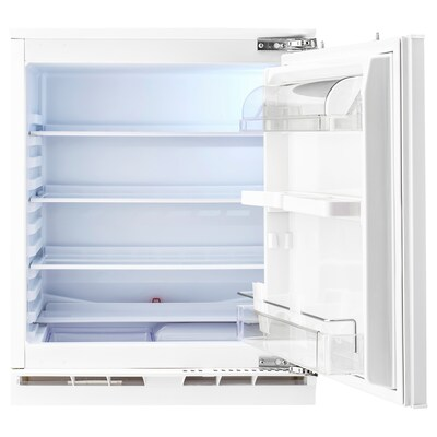 ikea integrated fridge door attachment