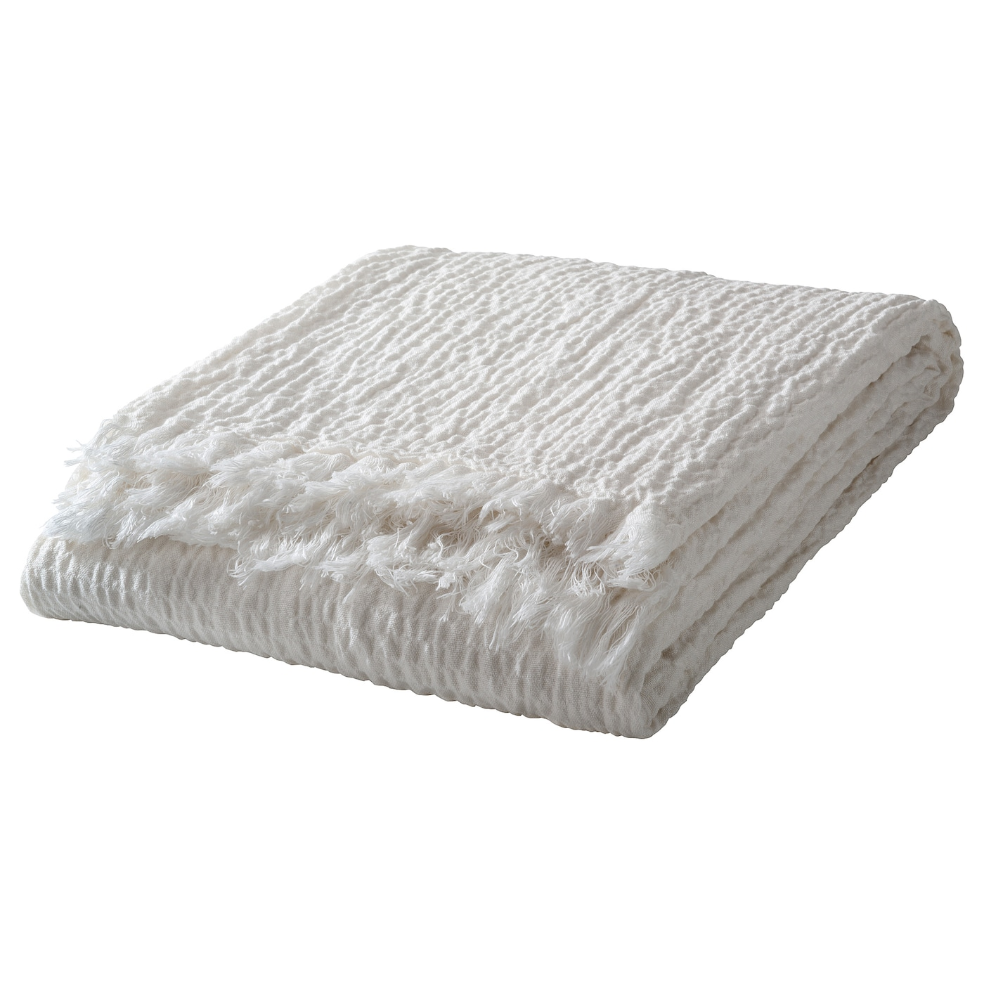 IKEA KANADALILJA bedspread Can be used as bedspread for a single bed or as a large blanket.