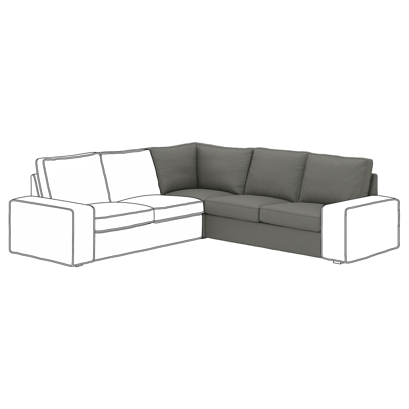Kivik Sofas And Arrmchairs Collection Ikea