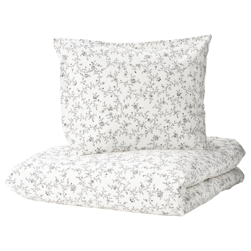 IKEA KOPPARRANKA Quilt cover and 2 pillowcases