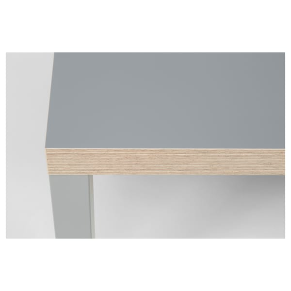 LACK Nest of tables, set of 2, grey