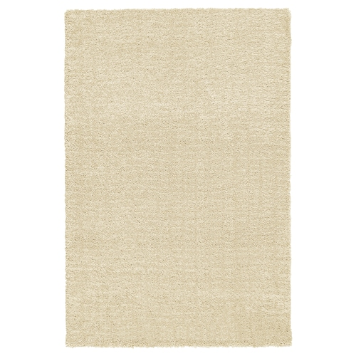 LANGSTED rug, low pile beige 240 cm 170 cm 13 mm 4.08 m² 2500 g/m² 1030 g/m² 9 mm