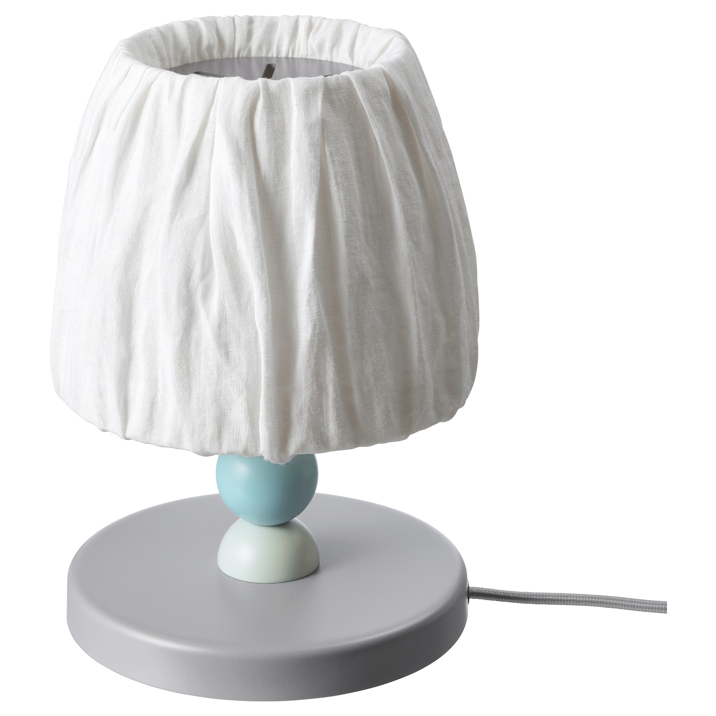 IKEA LANTLIG LED table lamp Tested and approved for children.