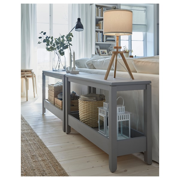 LAUTERS Table lamp ashwhite IKEA