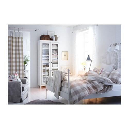 LEIRVIK Bed frame - 160x200 cm, - - IKEA
