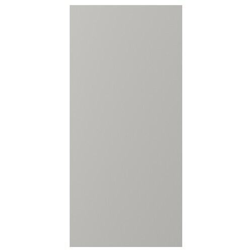 LERHYTTAN cover panel light grey 39.3 cm 84.5 cm 1.3 cm