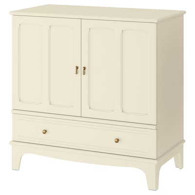LOMMARP Cabinet, light beige, 102x101 cm