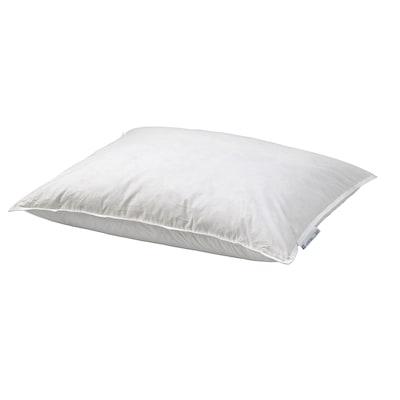 LUNDTRAV Pillow, low, 50x60 cm