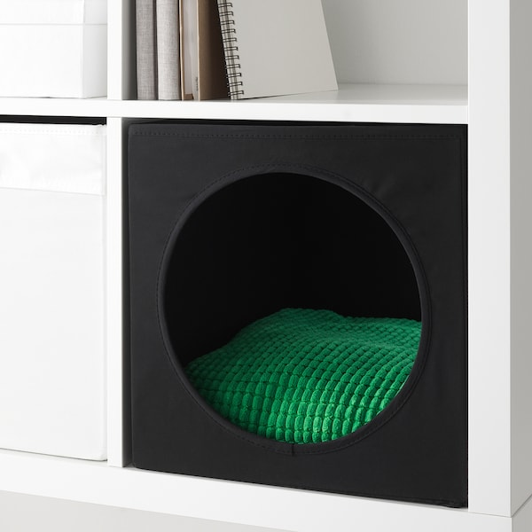 LURVIG cat house black 33 cm 38 cm 33 cm
