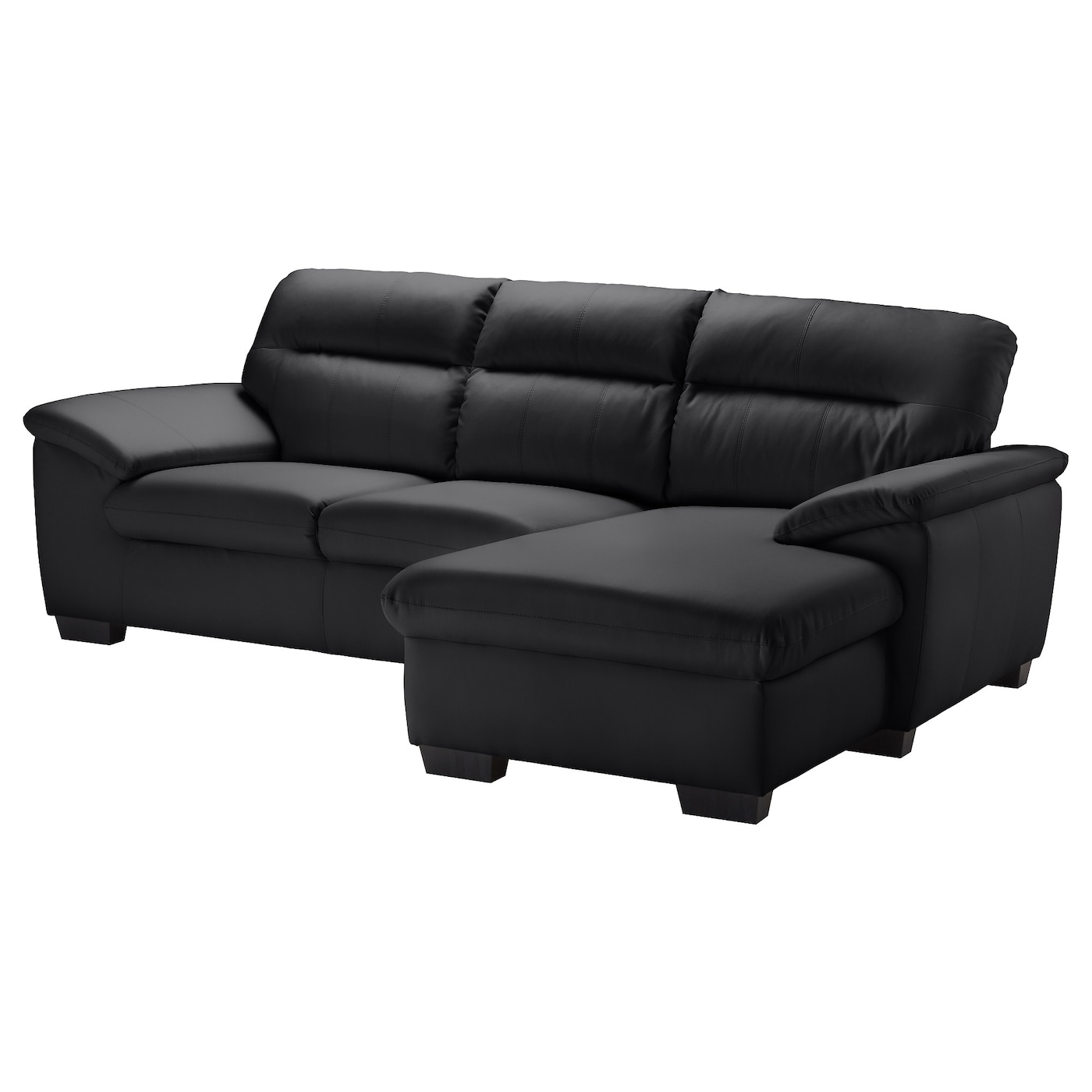 IKEA MALVIKEN two-seat sofa with chaise longue