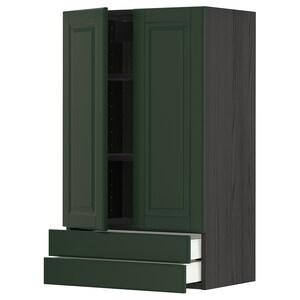 Front: Bodbyn dark green.