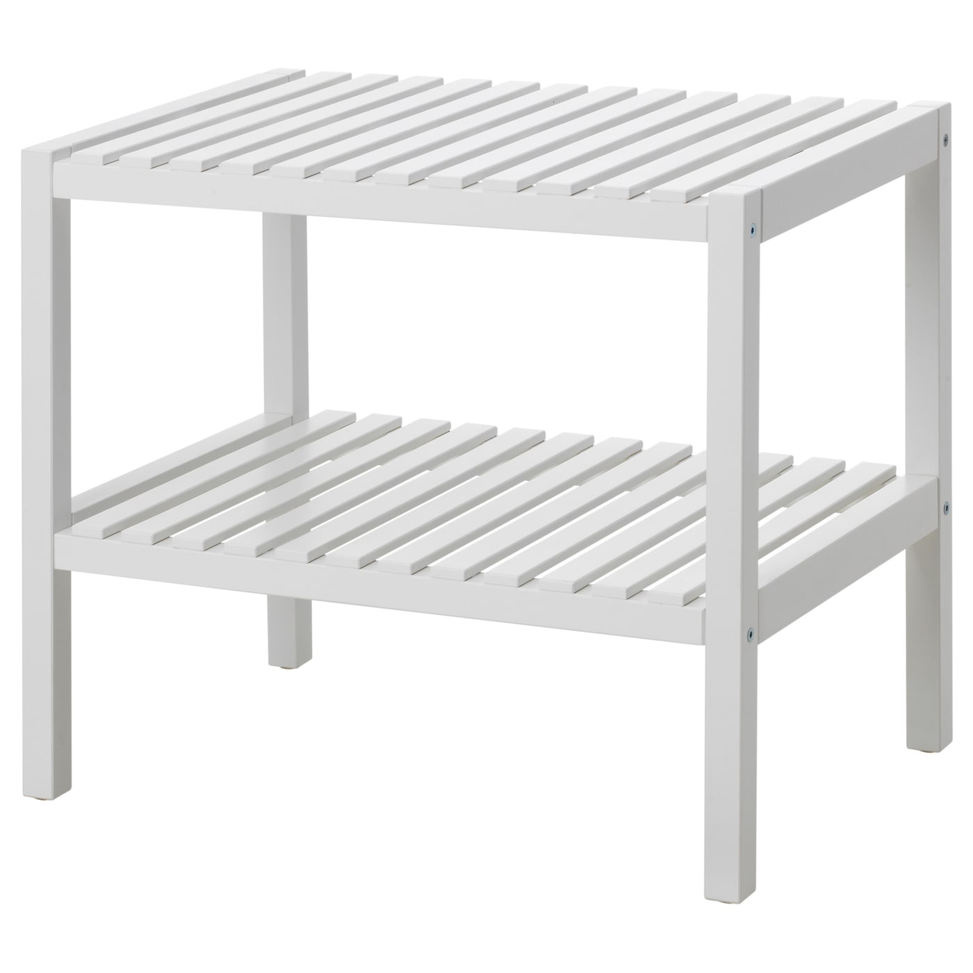 IKEA MUSKAN bench Suitable for use in high humidity areas since it is water-resistant.
