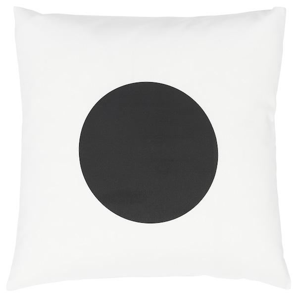 MUSSELBLOMMA Cushion cover, multicolour, 50x50 cm