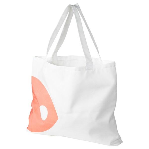 MUSSELBLOMMA Tote bag medium, multicolour, 28 l