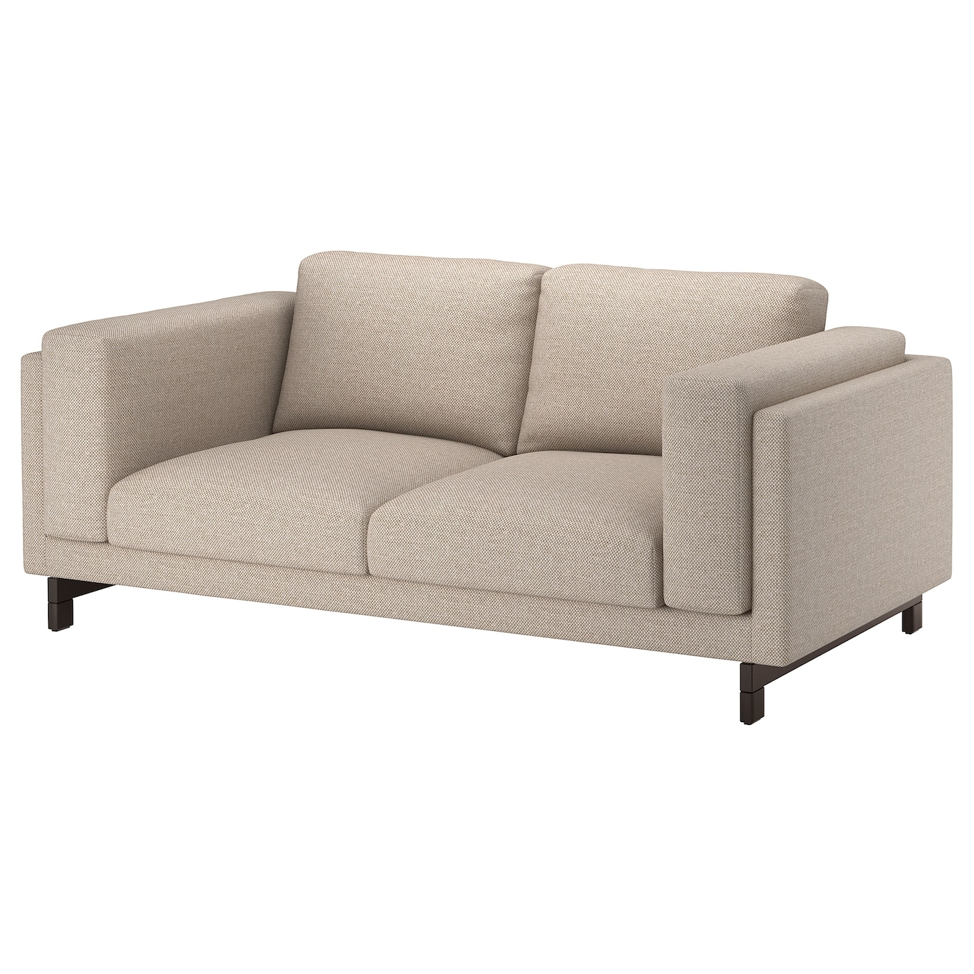 Ikea Nockeby Two Seat Sofa 10 Year Guarantee Read About The Terms In