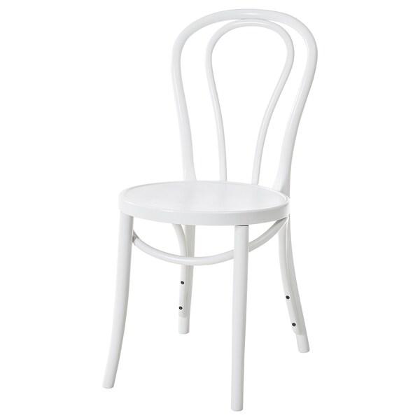 ÖGLA chair white 42 cm 52 cm 83 cm 41 cm 41 cm 46 cm