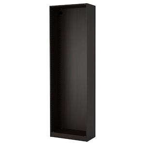 Frame colour: Black-brown.