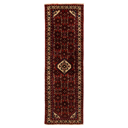 PERSISK HAMADAN rug, low pile handmade assorted patterns 200 cm 80 cm 1.60 m² 3500 g/m² 10 mm 12 mm 7 mm 300 pack