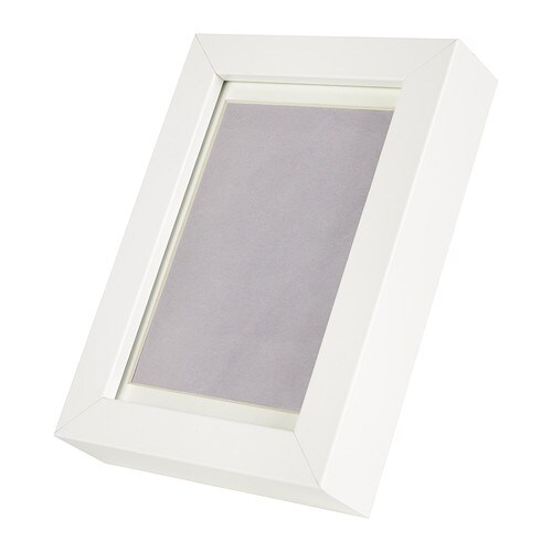 RIBBA Frame White 10 x 15 cm - IKEA