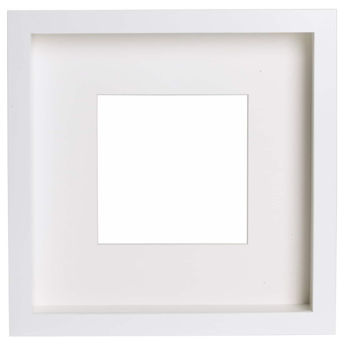 RIBBA Frame White 23 x 23 cm - IKEA