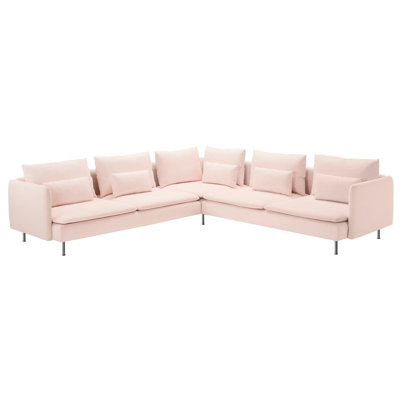 Ikea SÖderhamn Corner Sofa 6 Seat