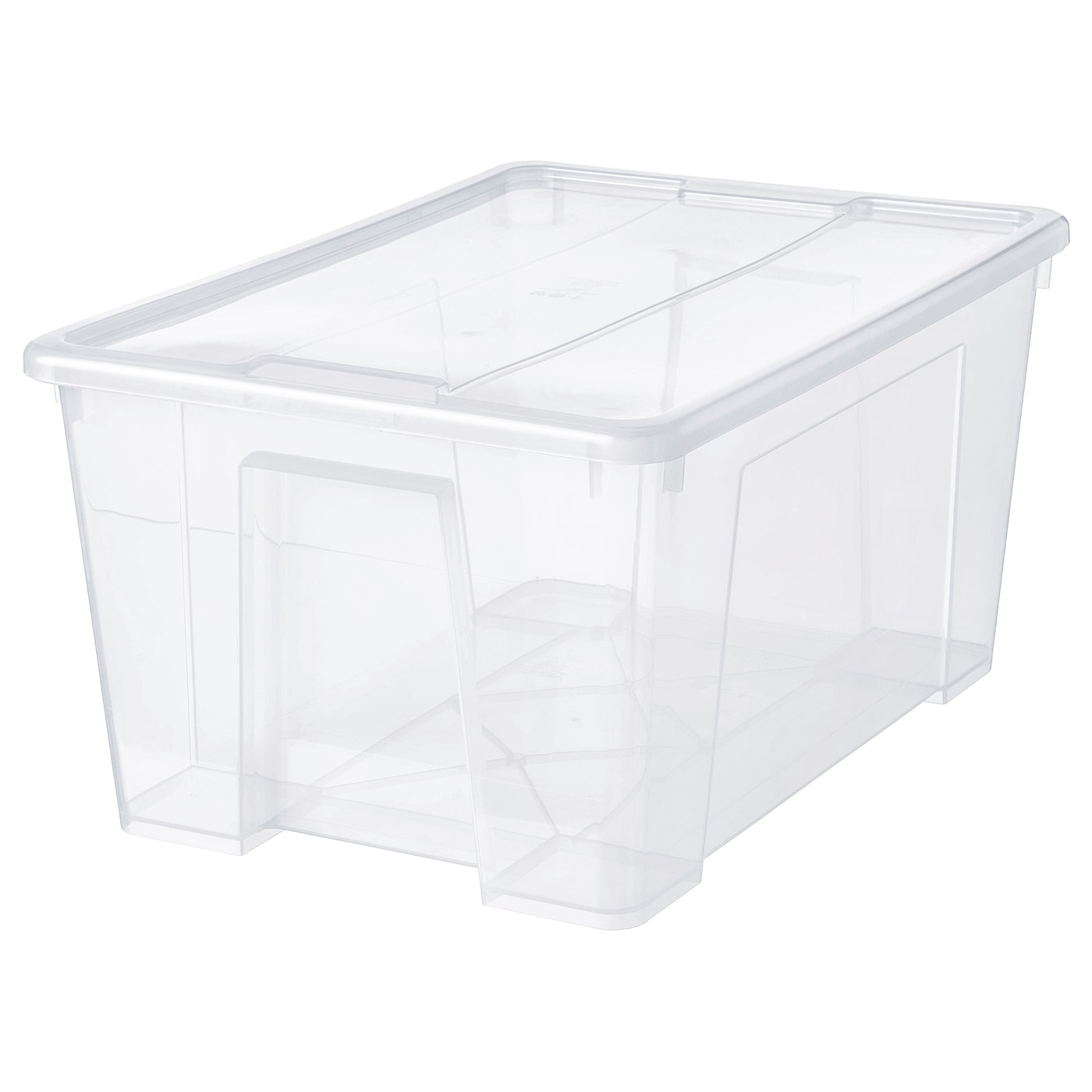 ikea plastic storage boxes with lids