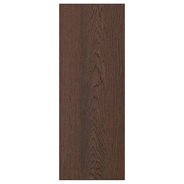 SINARP Door, brown, 30x80 cm