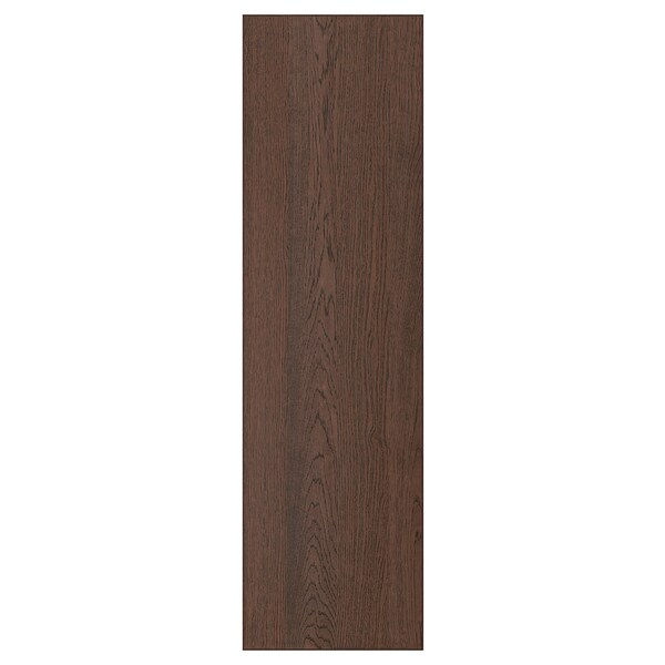 SINARP Door, brown, 40x140 cm