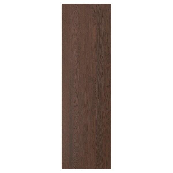 SINARP Door, brown, 60x200 cm