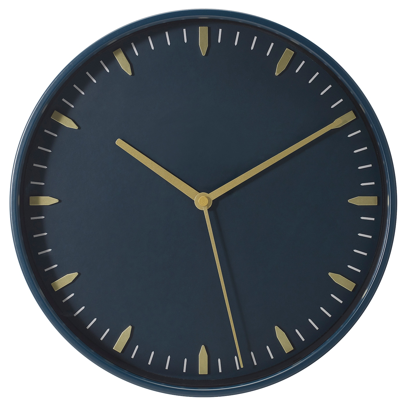 IKEA SKÄRIG wall clock Highly accurate at keeping time as it is fitted with a quartz movement.