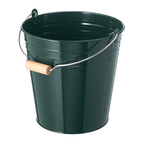 Ikea Socker Bucket Plant Pot