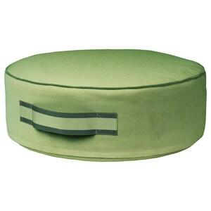 Colour: Green.