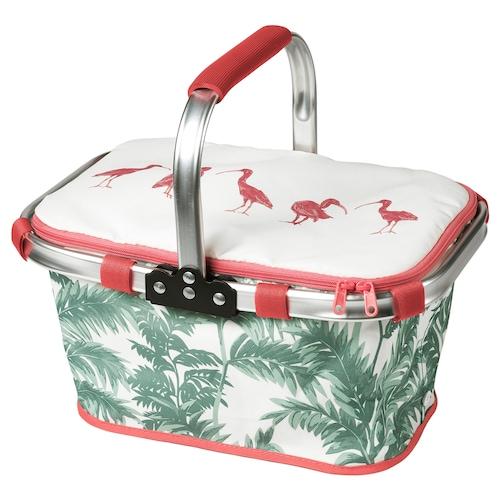 SOMMARDAG picnic basket 37 cm 26 cm 34 cm