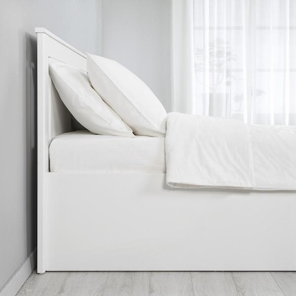 SONGESAND ottoman bed white 200 cm 140 cm