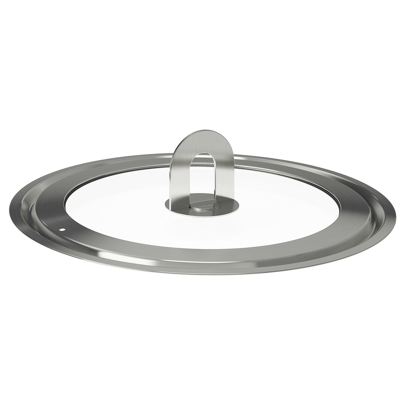 IKEA STABIL lid Fits most frying pans and sauté pans 24 cm in diameter.