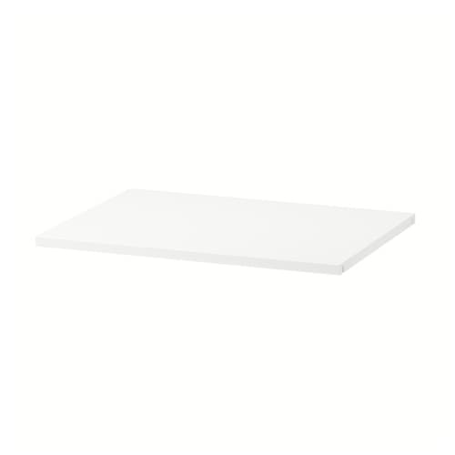 STUVA GRUNDLIG shelf white 56 cm 45 cm